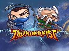 Thunderfist азартный игровой автомат с выводом денег онлайн