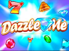 Игры Dazzle Me предлагает фриспины и бонус-опцию для азартного досуга