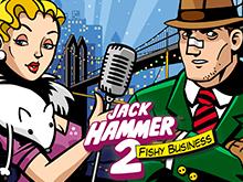 На биткоин игровой автомат Jack Hammer 2