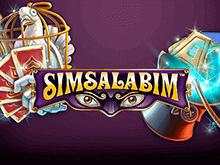Игровой азартный аппарат на биткоины Simsalabim